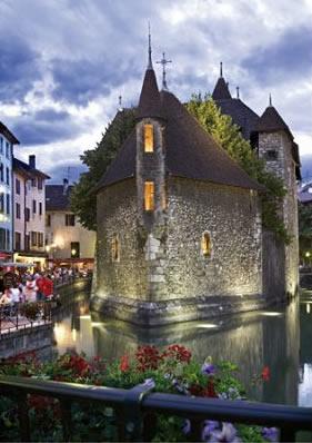 Puzzle D-Toys Annecy, Francia de 500 Piezas