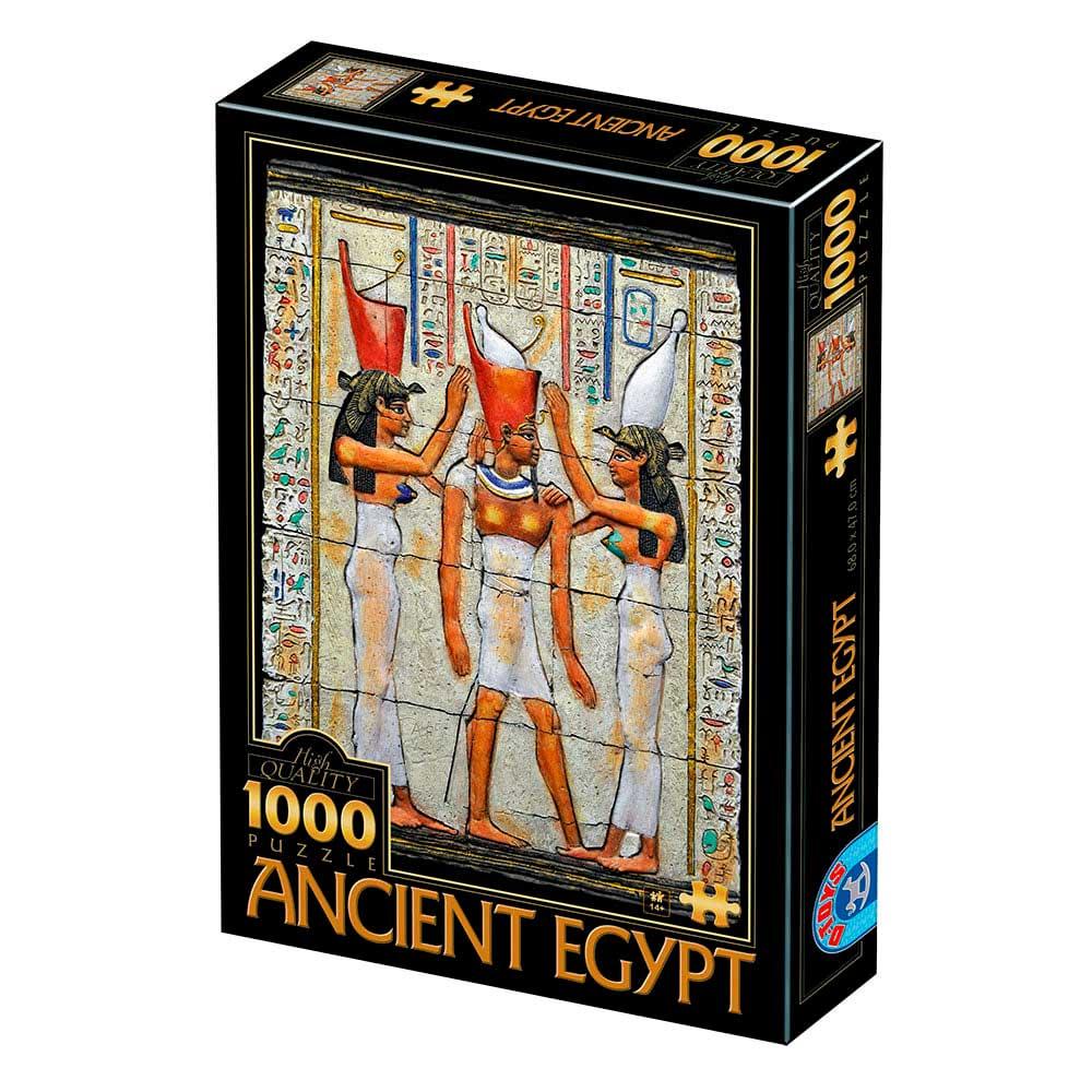 Puzzle D-Toys Antiguo Egipto de 1000 Piezas