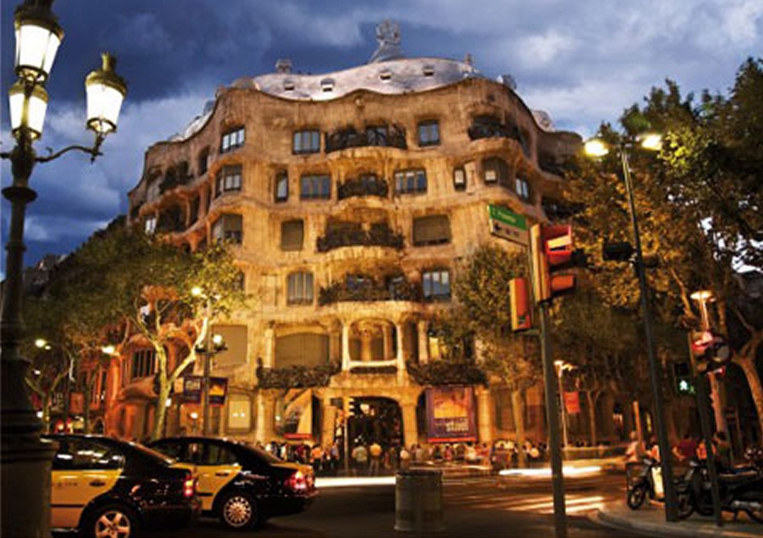 Puzzle D-Toys Casa Mila, Barcelona de 500 Piezas