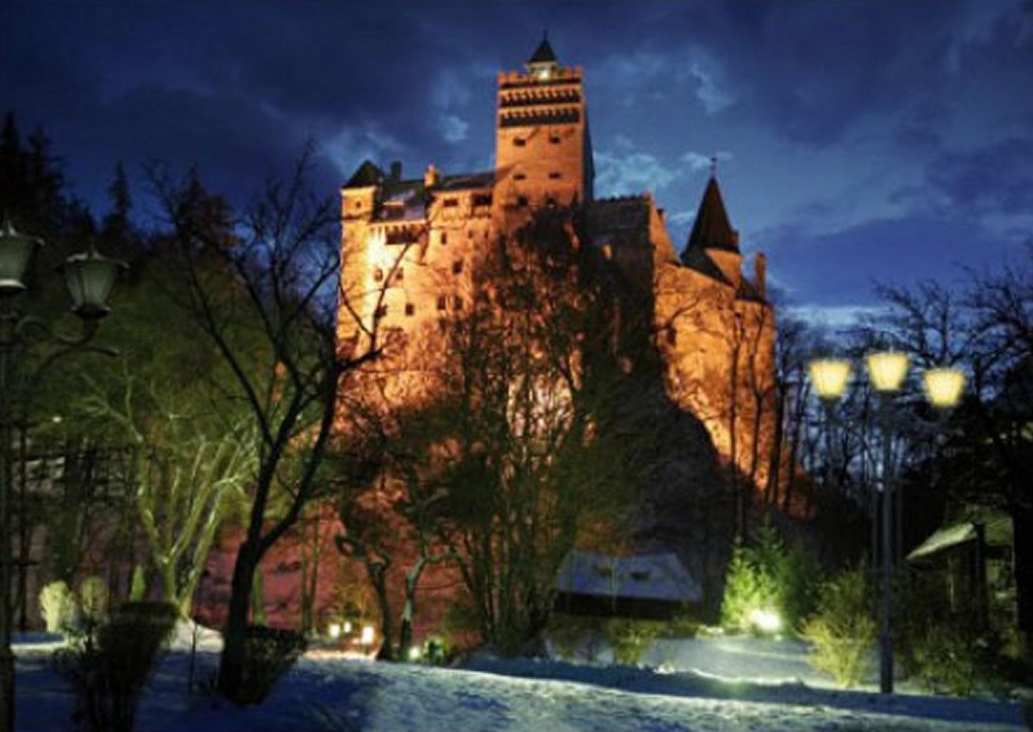 Puzzle D-Toys Castillo de Bran, Rumania de 1000 Piezas