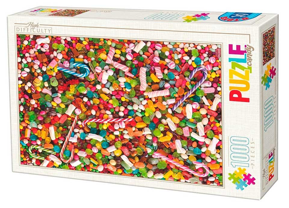 Puzzle D-Toys Chuches de 1000 Piezas