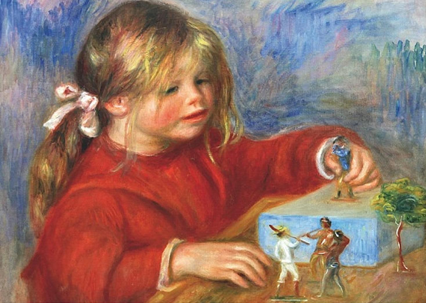 Puzzle D-Toys Claude Renoir de 1000 Piezas