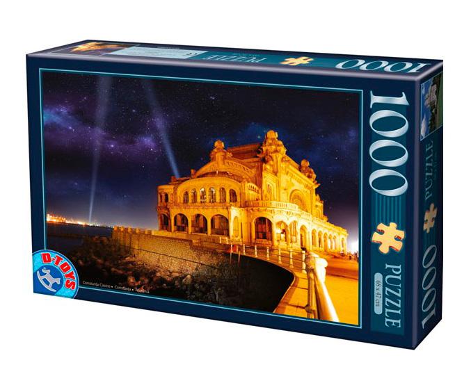 Puzzle D-Toys Constanza, Rumanía de 1000 Piezas