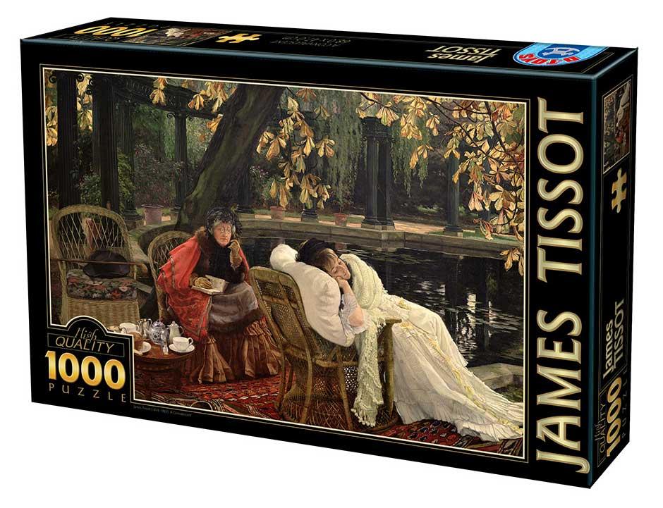 Puzzle D-Toys Convaleciente de 1000 Piezas