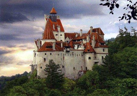 Puzzle D-Toys El Castillo de Bran, Rumanía de 500 Piezas