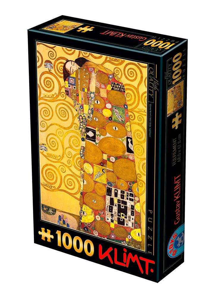 Puzzle D-Toys El Cumplimiento 1000 Piezas