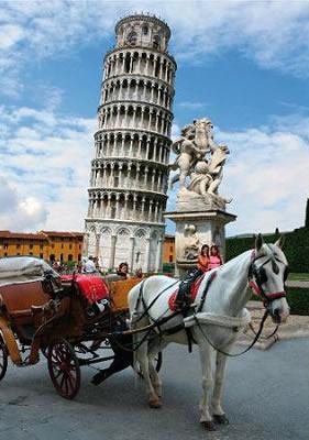 Puzzle D-Toys Italia, Torre de Pisa de 1000 Piezas