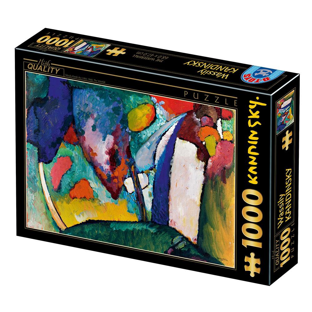 Puzzle D-Toys La Catarata de 1000 Piezas