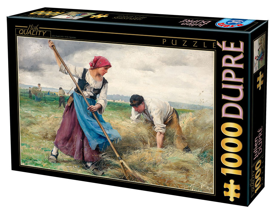Puzzle D-Toys La Cosecha de 1000 Piezas