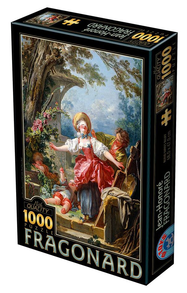 Puzzle D-Toys La Gallina Ciega de 1000 Piezas