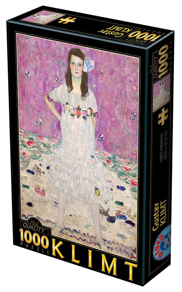 Puzzle D-Toys Mada Primavesi 1000 Piezas