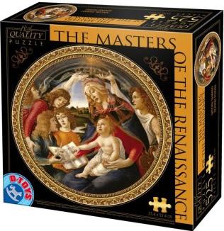 Puzzle D-Toys Movimiento Cultural del Renacimiento de 525 Piezas