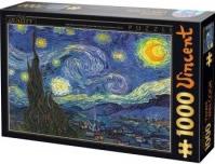 Puzzle D-Toys Noche Estrellada de 1000 Piezas