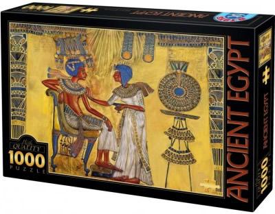 Puzzle D-Toys Papiro Egipcio de 1000 Piezas