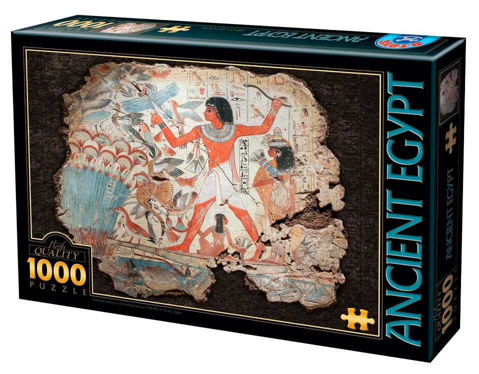 Puzzle D-Toys Papiro Egipcio II 1000 Piezas