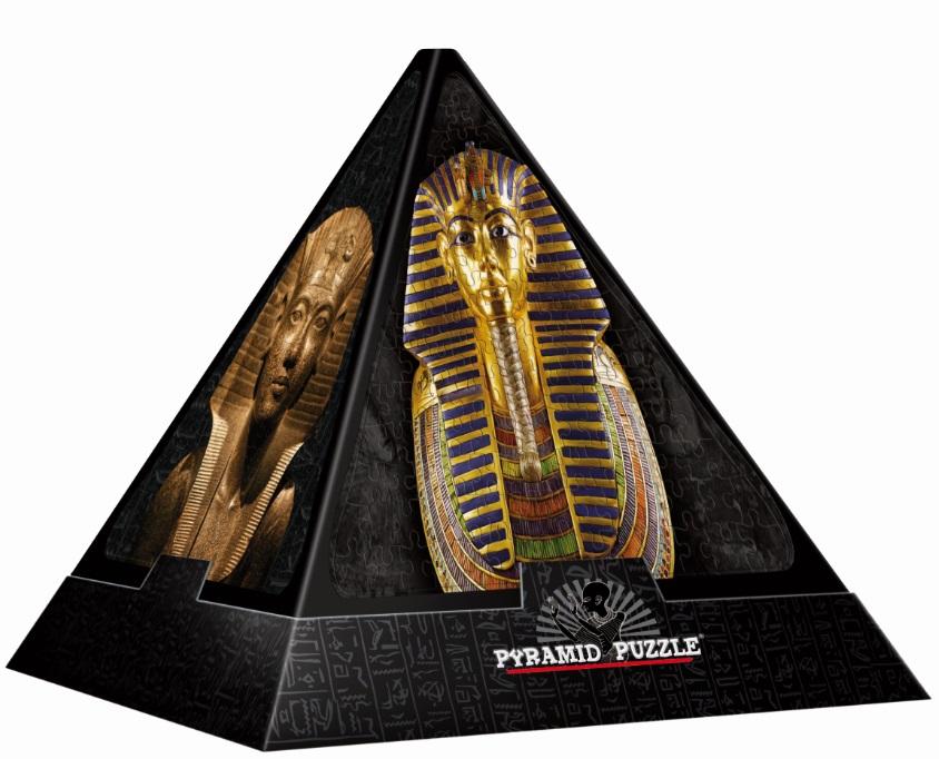 Puzzle D-Toys Pirámide de Egipto I ,504 piezas 3D