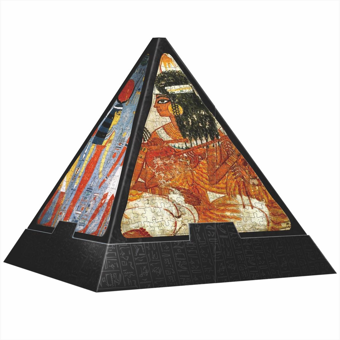 Puzzle D-Toys Pirámide de Egipto  II ,504 piezas 3D