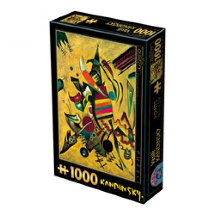 Puzzle D-Toys Puntos de 1000 Piezas