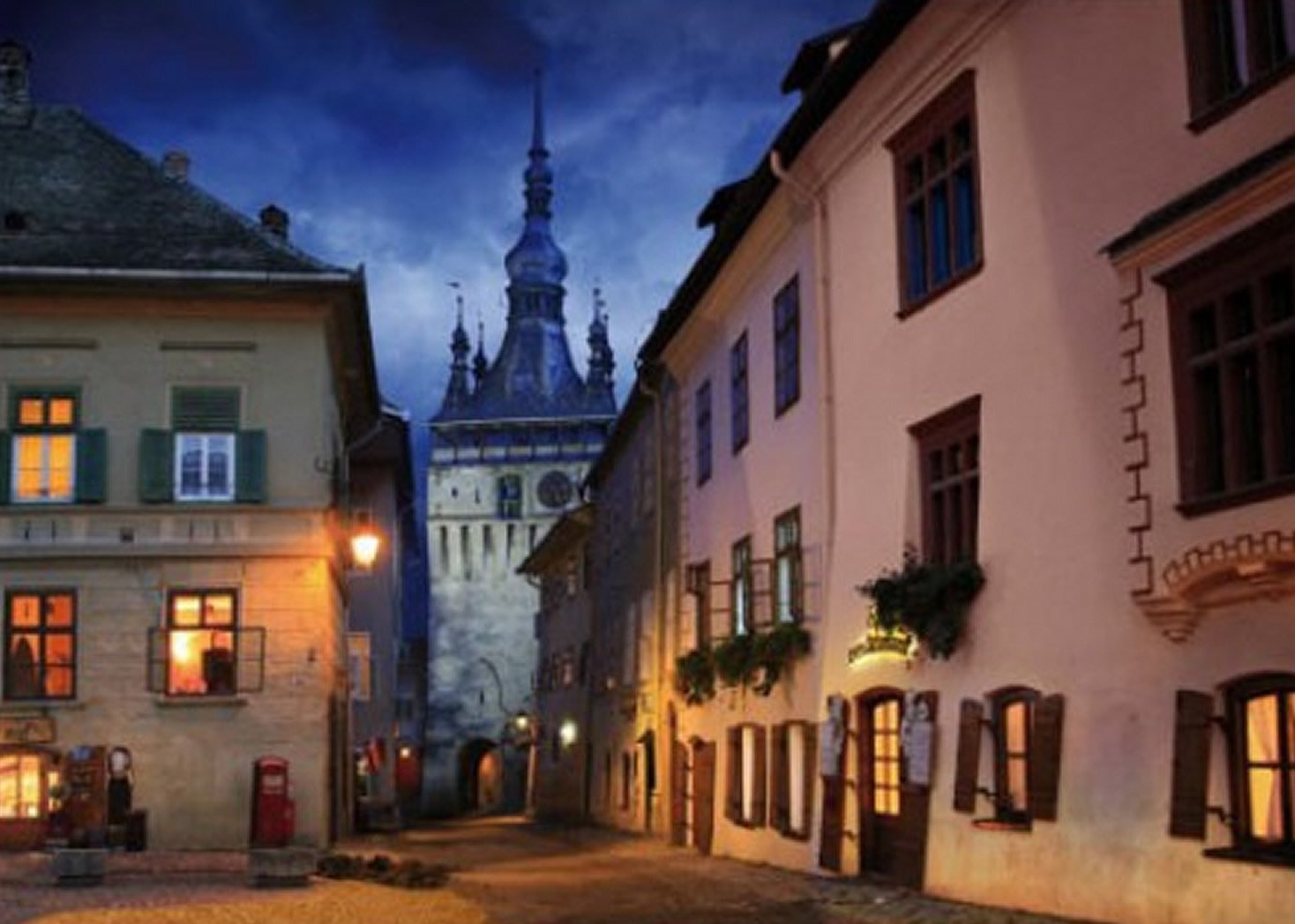 Puzzle D-Toys Rumania. Schasburg , Sighisoara de 1000 Piezas