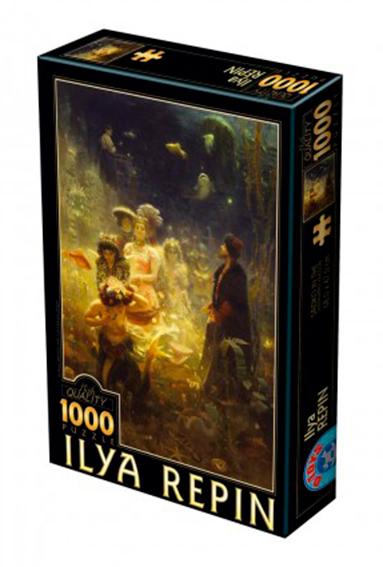 Puzzle D-Toys Sadko en el Reino Subacuático de 1000 Piezas