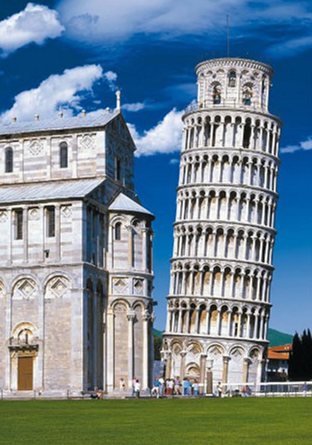 Puzzle D-Toys Torre Pisa, Italia de 500 Piezas
