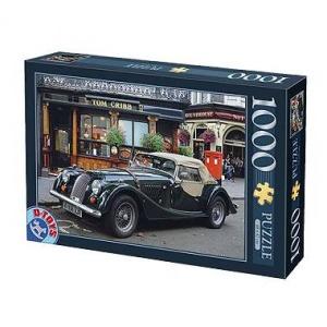 Puzzle D-Toys Un OldTimer en las Calles de Londres de 1000 Pieza