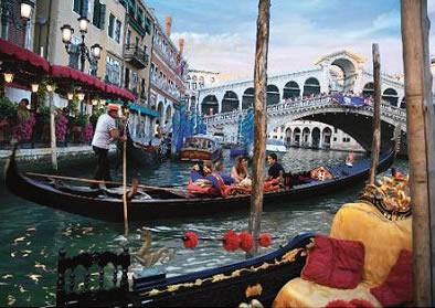 Puzzle D-Toys Venecia, Italia de 500 Piezas