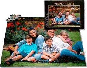 Puzzle de 1120 Piezas