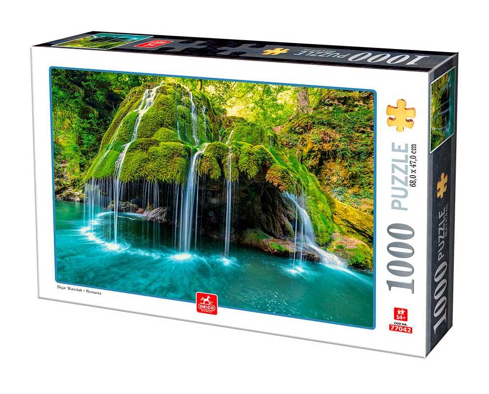 Puzzle Deico Cascada Bigar de 1000 Piezas
