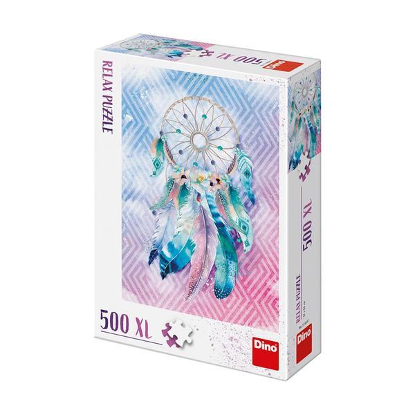 Puzzle Dino Atrapasueños XXL de 500 Piezas