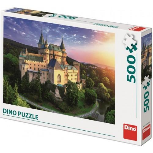Puzzle Dino Castillo Bojnice de 500 Piezas
