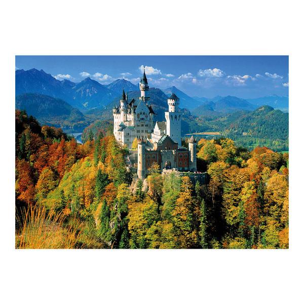 Puzzle Dino Castillo de Neuschwanstein de 3000 Piezas