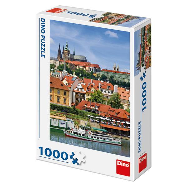 Puzzle Dino Castillo Nuevo, Praga de 1000 Piezas