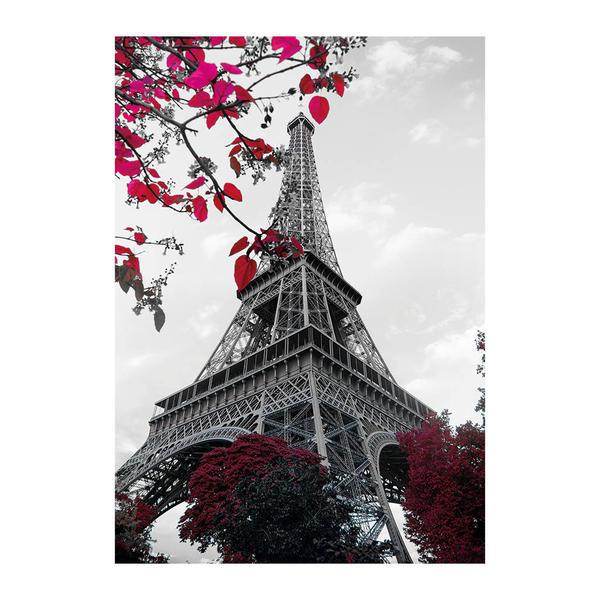 Puzzle Dino Debajo de la Torre Eiffel, París de 500 Piezas