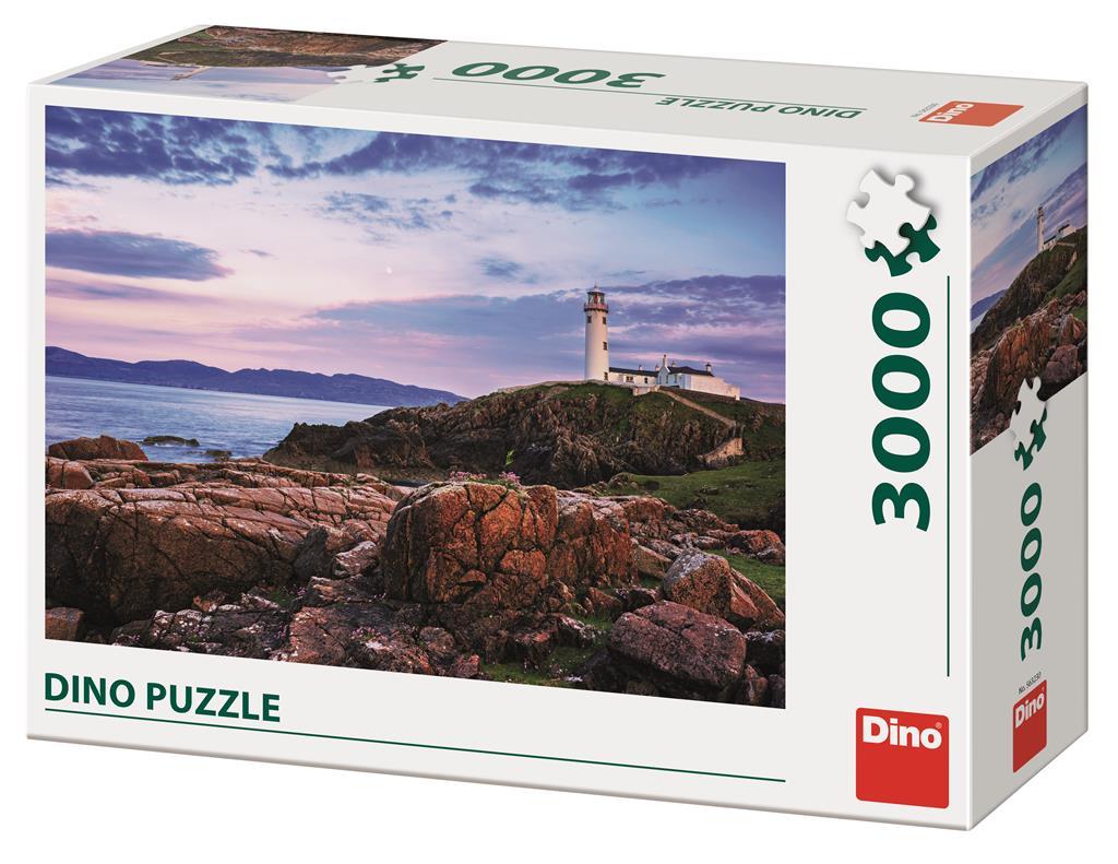Puzzle Dino Faro de 3000 Piezas