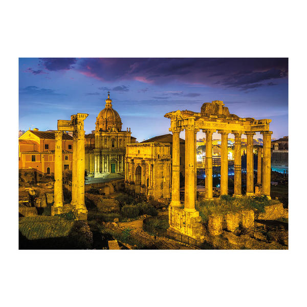 Puzzle Dino Foro Romano de 1000 Piezas