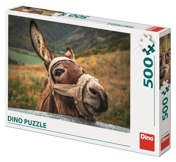 Puzzle Dino La Burra de 500 Piezas