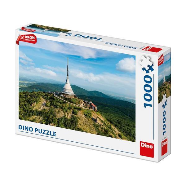 Puzzle Dino Montaña Jested de 1000 Piezas
