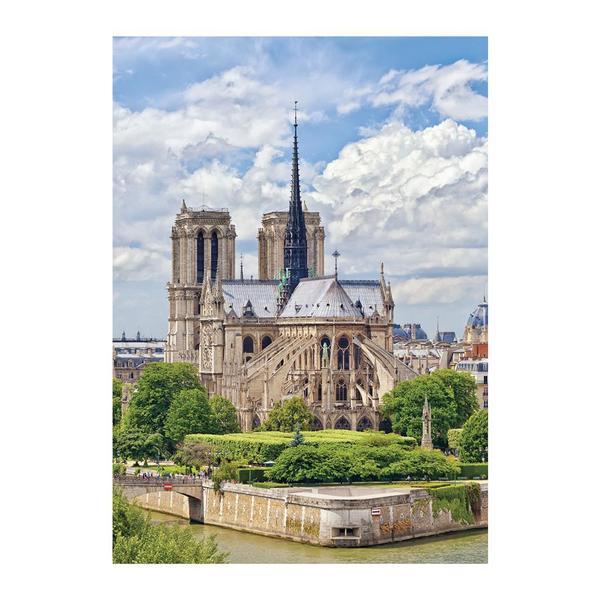 Puzzle Dino Notre Dame de 1000 Piezas