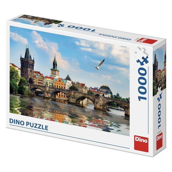 Puzzle Dino Puente Carlos de 1000 Piezas