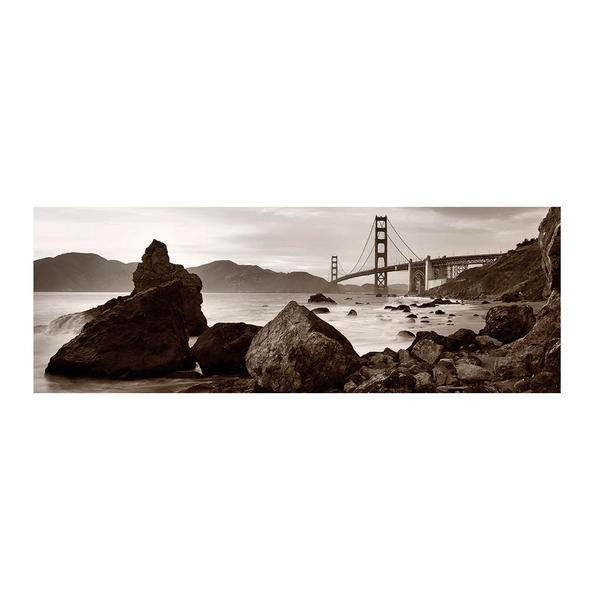 Puzzle Dino Puente Golden Gate, San Francisco de 2000 Piezas