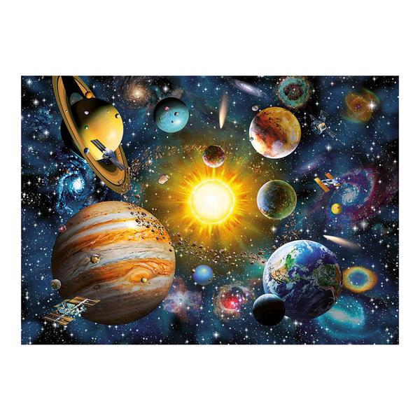 Puzzle Dino Sistema Solar de 2000 Piezas