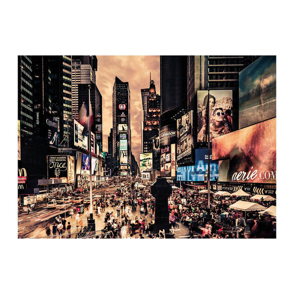 Puzzle Dino Times Square, Nueva York de 3000 Piezas