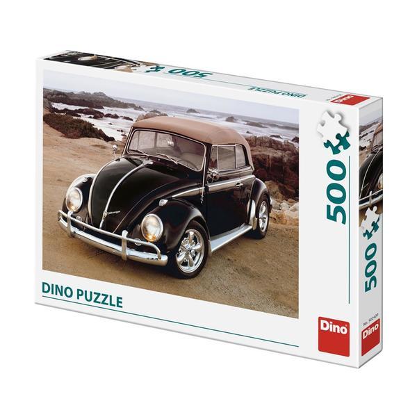Puzzle Dino VW Escarabajo Clásico de 500 Piezas
