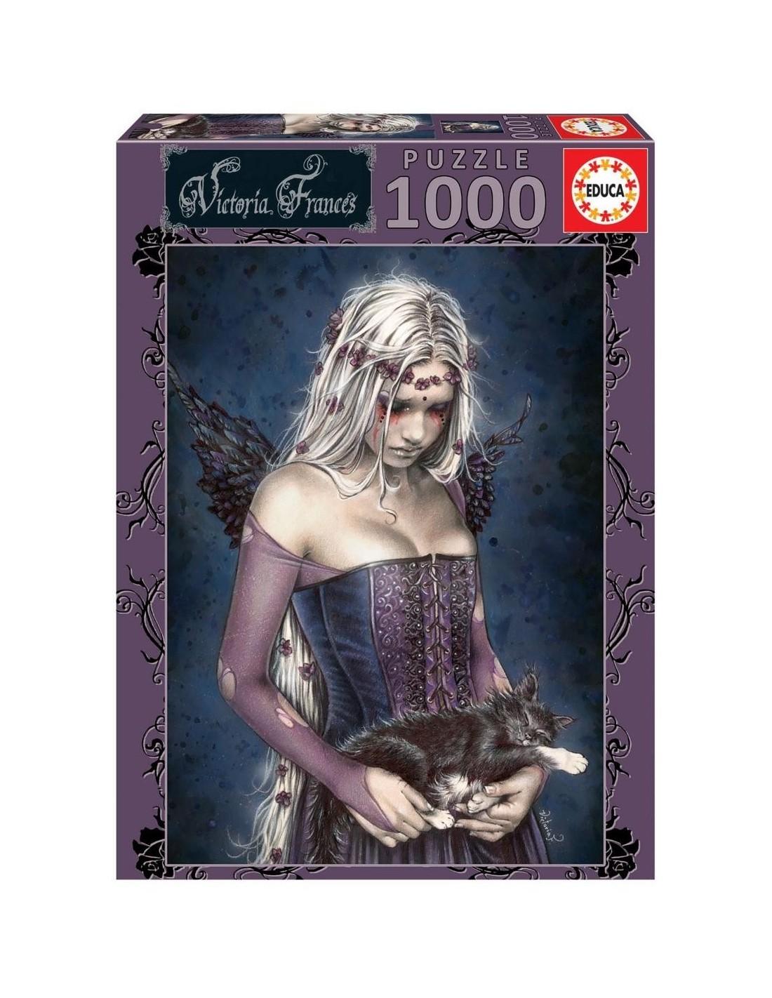 Puzzle Educa Ángel de la Muerte de 1000 Piezas