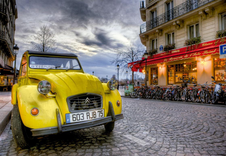 Puzzle Educa Atardecer en París de 1000 Piezas