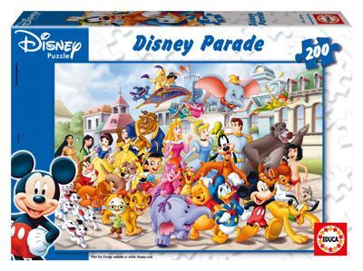 Puzzle Educa Cabalgata Disney 200 de 200 Piezas