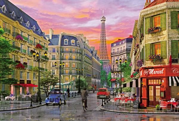 Puzzle Educa Calle de Paris de 5000 Piezas