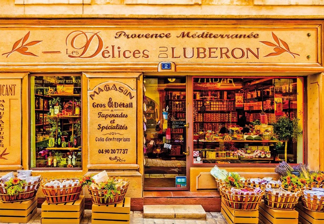 Puzzle Educa Delicias del Mediterraneo de 2000 Piezas