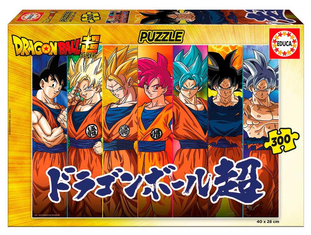 Puzzle Educa Dragon Ball Super de 300 Piezas